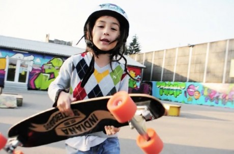 Afternoon at the skatepark